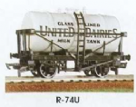 Peco R-74U Tank United Dairies